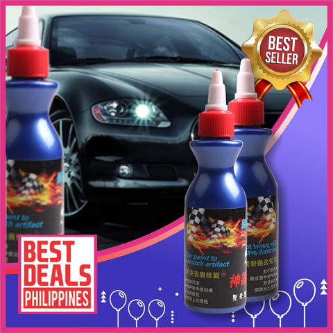 (Buy 1 Take 1 Promo) Magic Car Paint Scratch Removal Liquid
