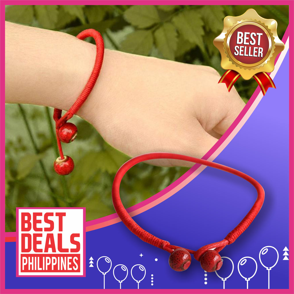(Buy 1 Take 3) The Lucky Mantra Red String