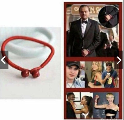 Image of (Buy 1 Take 3) The Lucky Mantra Red String
