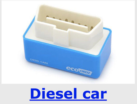 Image of Original EcoFuel Saver ECU Chip Tuning Box