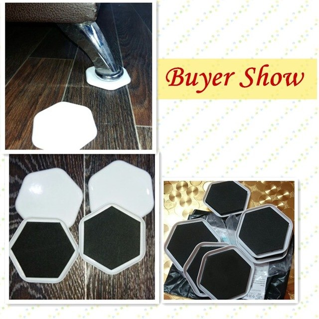 Heavy Duty Furniture Mover (4pcs)