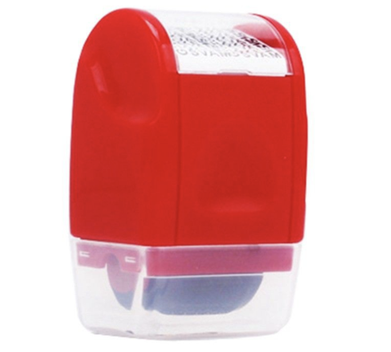 Image of DataGuard Roller Protection Stamp (Refillable)