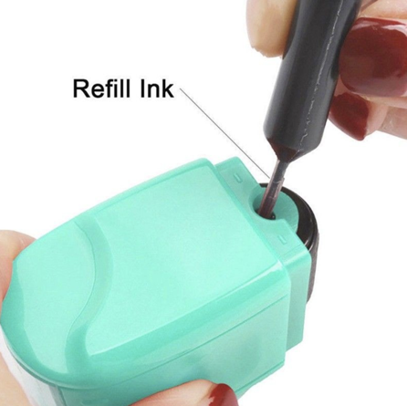 DataGuard Roller Protection Stamp (Refillable)