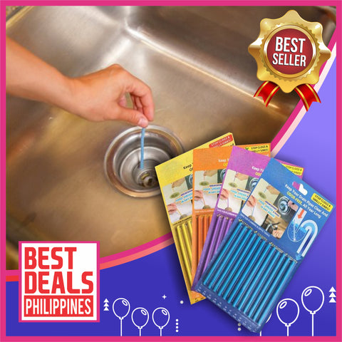 Image of (Buy 1 Pack Take 2 Packs) SaniSticks Toilet-Kitchen-Bath Cleaner