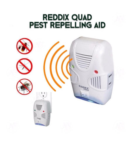 Image of (Buy 1 Take 1 Promo) Riddex Quad Pest and Insect Repelling Aid