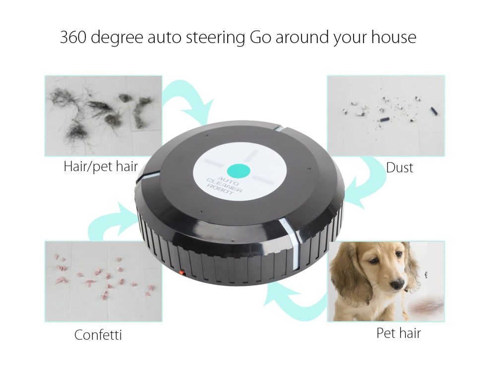 Home Auto Sweeper and Cleaner Robot