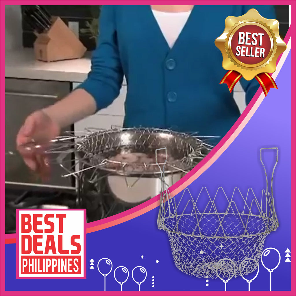 12-in-1 Magic Kitchen Basket