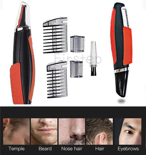 Switchblade 2 in 1 Male Grooming Electric Shaver