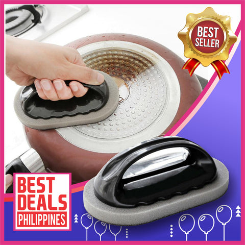 Image of (Buy 1 Take 1 Promo) Magic Cleaning Sponge with Handle