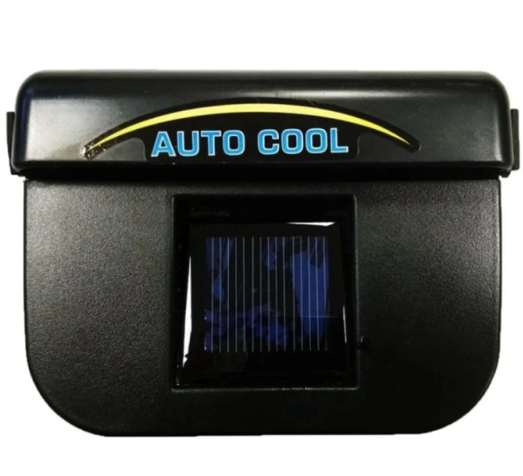 (Buy 1 Take 1 Promo) Auto Cool Solar Powered Air Cooler Ventilation - Limited Stocks