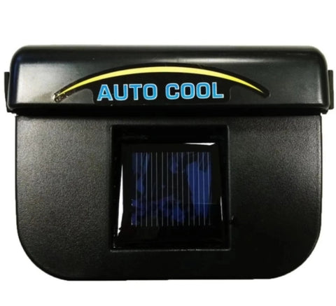 (Buy 1 Take 1 Promo) Auto Cool Solar Powered Air Cooler Ventilation