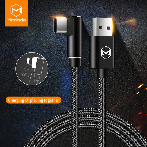 Image of Powerful iPhone and Android Gaming Lightning Charging Cable