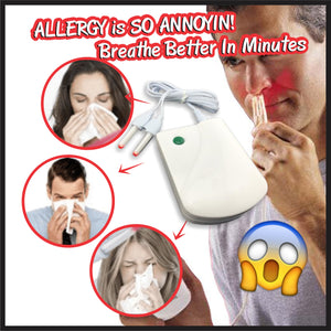 Alpha Therapy IR Rhinitis Therapy Device