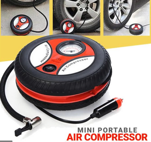 Portable Premium 12V Car Air Pump