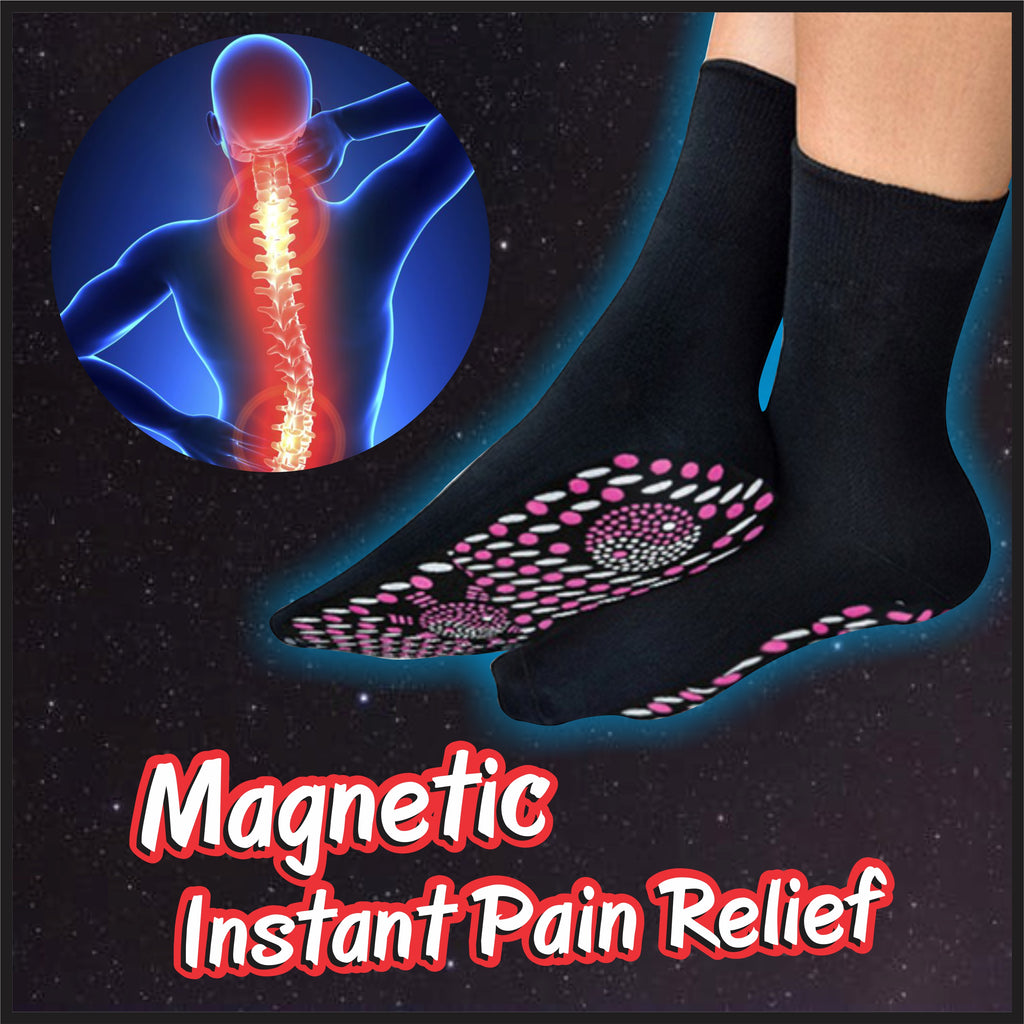 Vita-Wear Magnetic Healing Socks