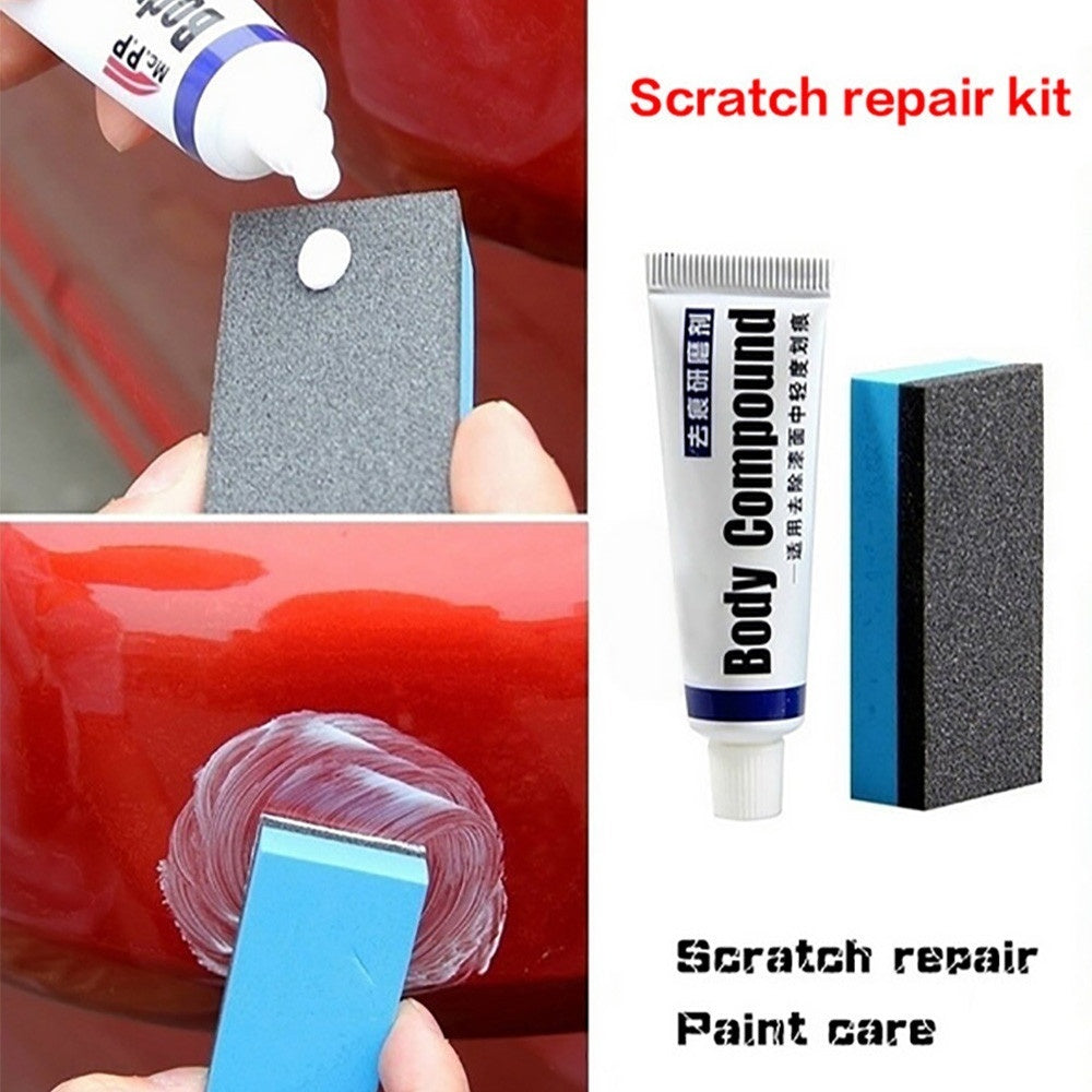 (Buy 1 Take 1 Promo) Car Scratch Repair Body Compound Kit + 1 Haoshun Scratch Remover
