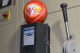 FireOFF Fire Protection Extinguishing Ball