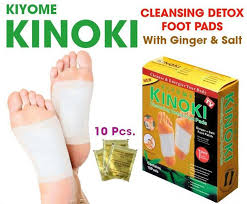 Image of (Buy 1 Box & Take 4 Boxes for FREE) Herbal Ginger Salt Detox Foot Cleansing Patches