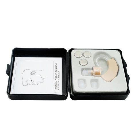 Hearing Aid Amplifier Assistance Kit