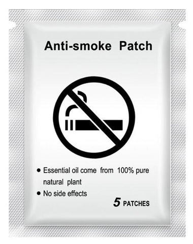 Image of Miracle All-Natural Quit Smoking Patches (30-35 Pcs)