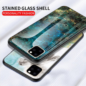 MARBLE BLACK WOOD KOTER IPHONE 11 | 11 PRO | 11 PRO MAX CASES