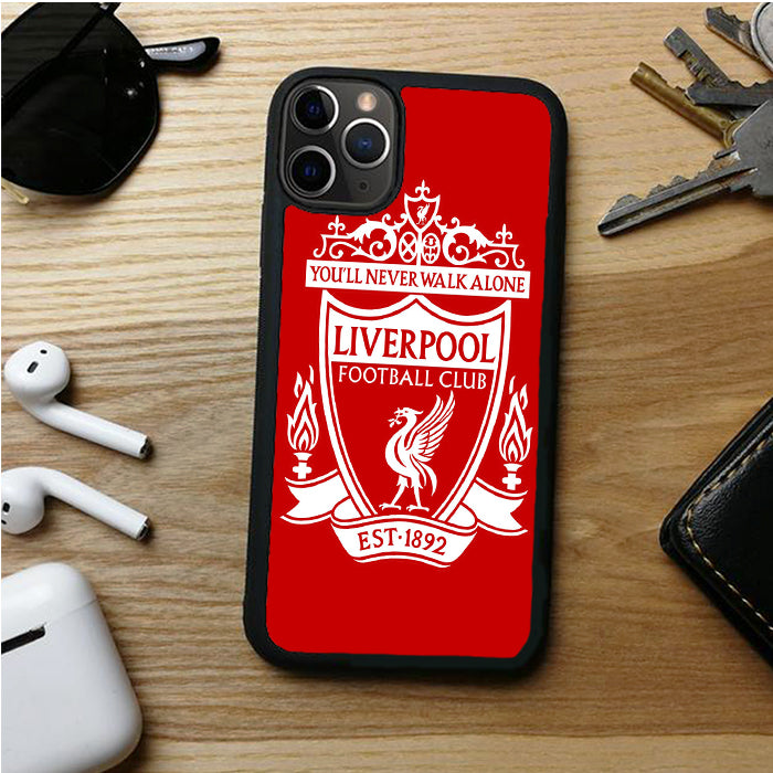 LIVERPOOL LOGO NEVER WALK ALONE IPHONE 11 | 11 PRO | 11 PRO MAX CASES
