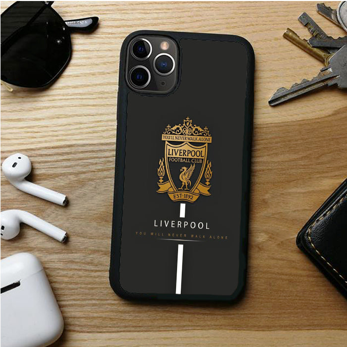 LIVERPOOL WE NEVER WALK ALONE IPHONE 11 | 11 PRO | 11 PRO MAX CASES