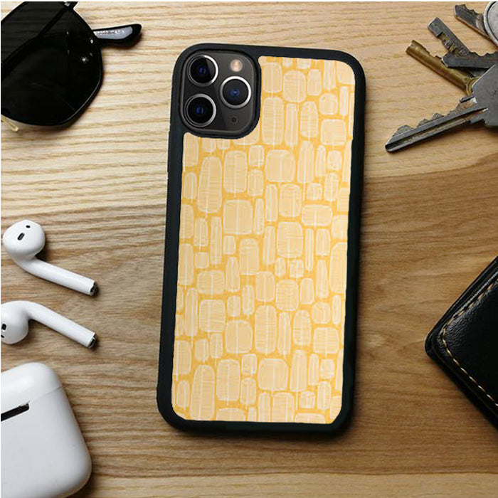 YELLOW PLAID WALL IPHONE 11 | 11 PRO | 11 PRO MAX CASES