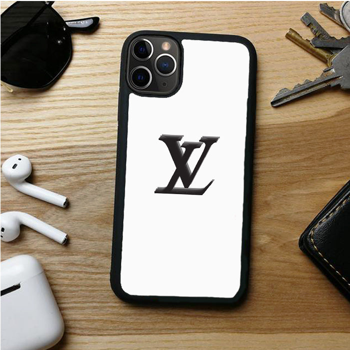 cLOUIS VUITTON WHITE BLANK IPHONE 11 | 11 PRO | 11 PRO MAX CASES