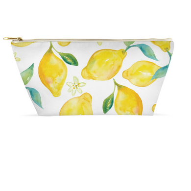 Lemon Blossom Accessory Pouch