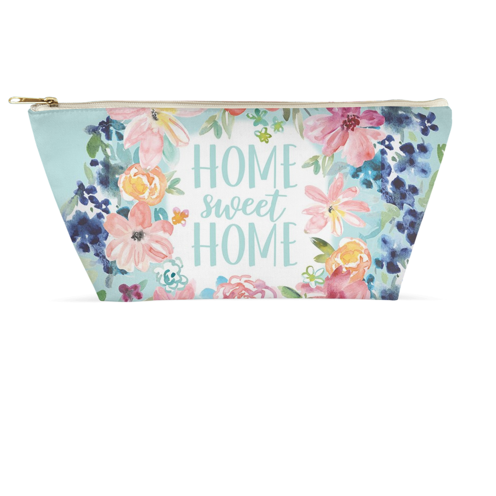 Home Sweet Home Accessory Pouch