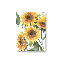 Load image into Gallery viewer, Sunflower Journal