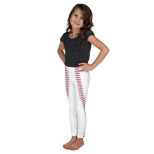 Kid's Baseball Leggings