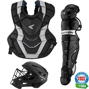 Easton Elite X Catcher's Set