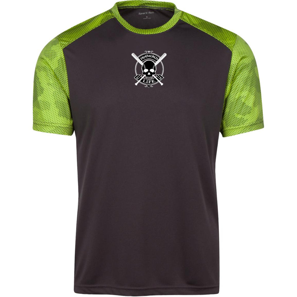 "Men's ""Origins"" CamoHex Performance Shirt - GrandSlamDirect.com"