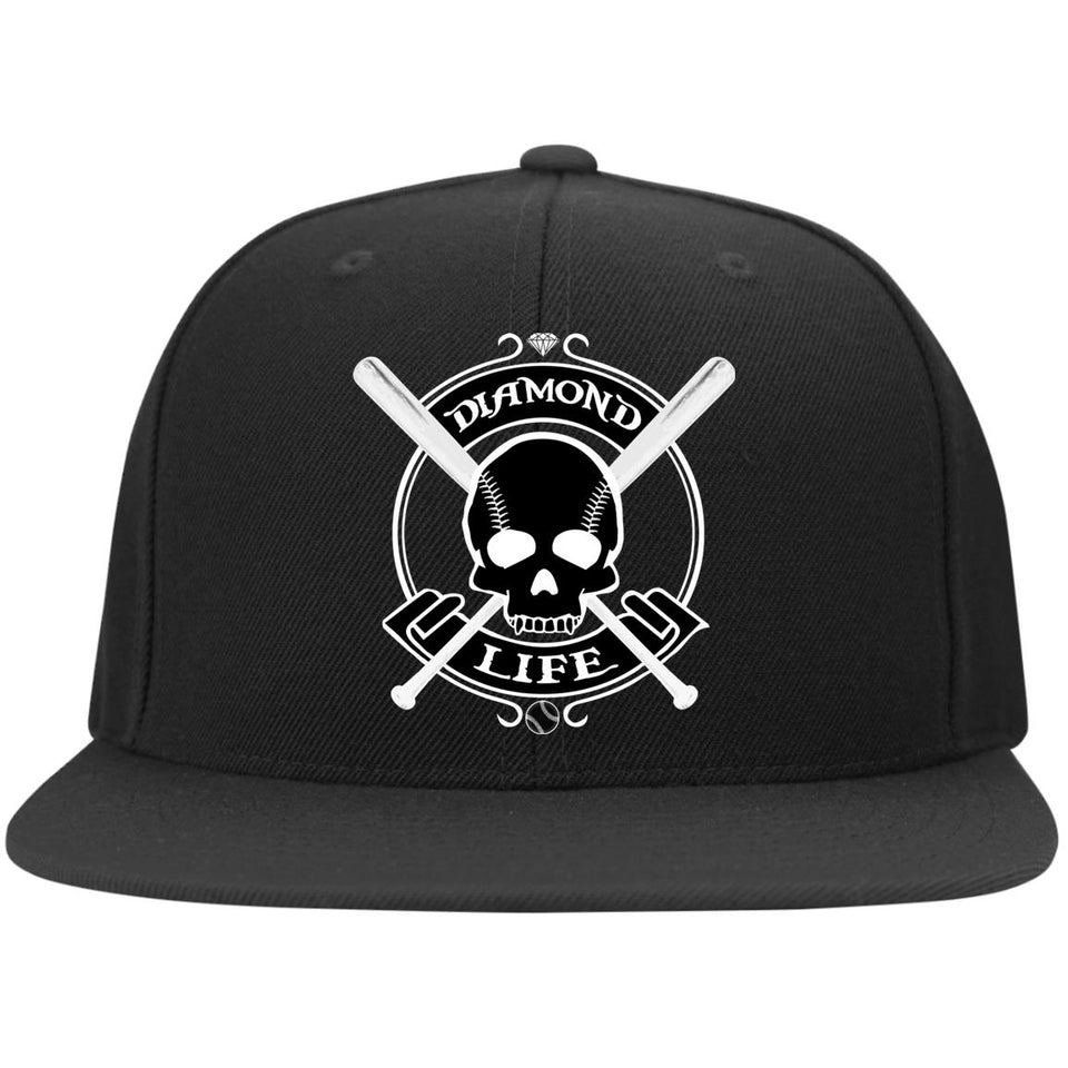 "Diamond Life ""Origins"" FlexFit On-Field Hat - GrandSlamDirect.com"