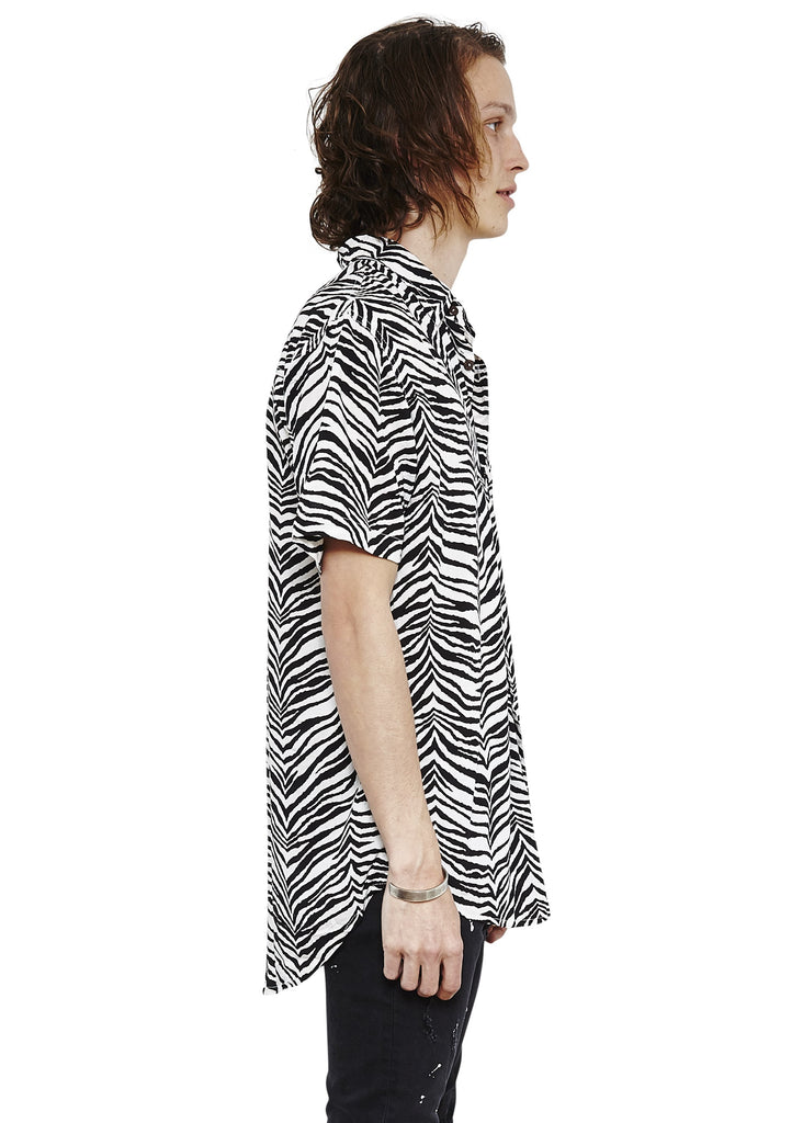 STEVIE SHIRT - IMPERIAL ZEBRA