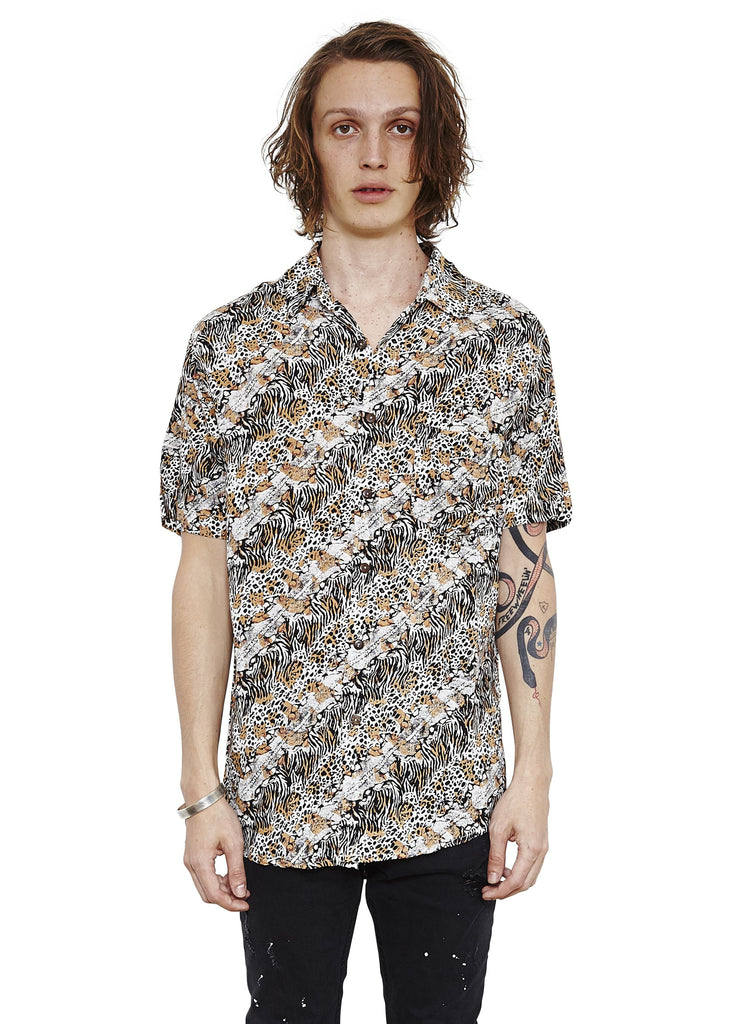STEVIE SHIRT - TIGER