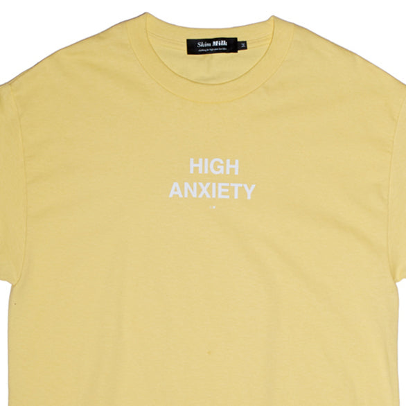HIGH ANXIETY - Yellow