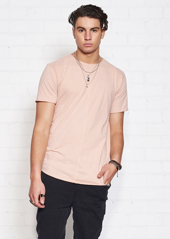 RAMBLE ON T-SHIRT - DESERT PINK