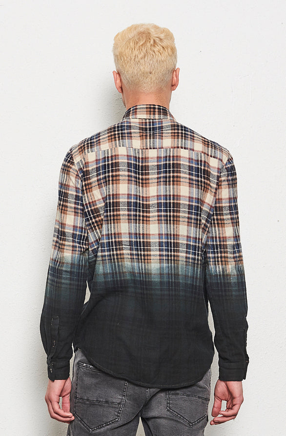 CENTRAL SHIRT - Multi Plaid