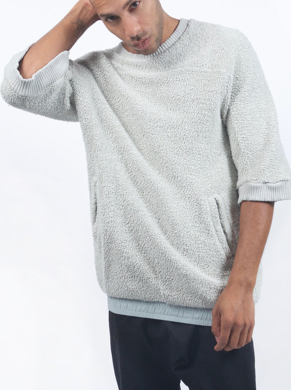 FABLE SWEATER - Light Green