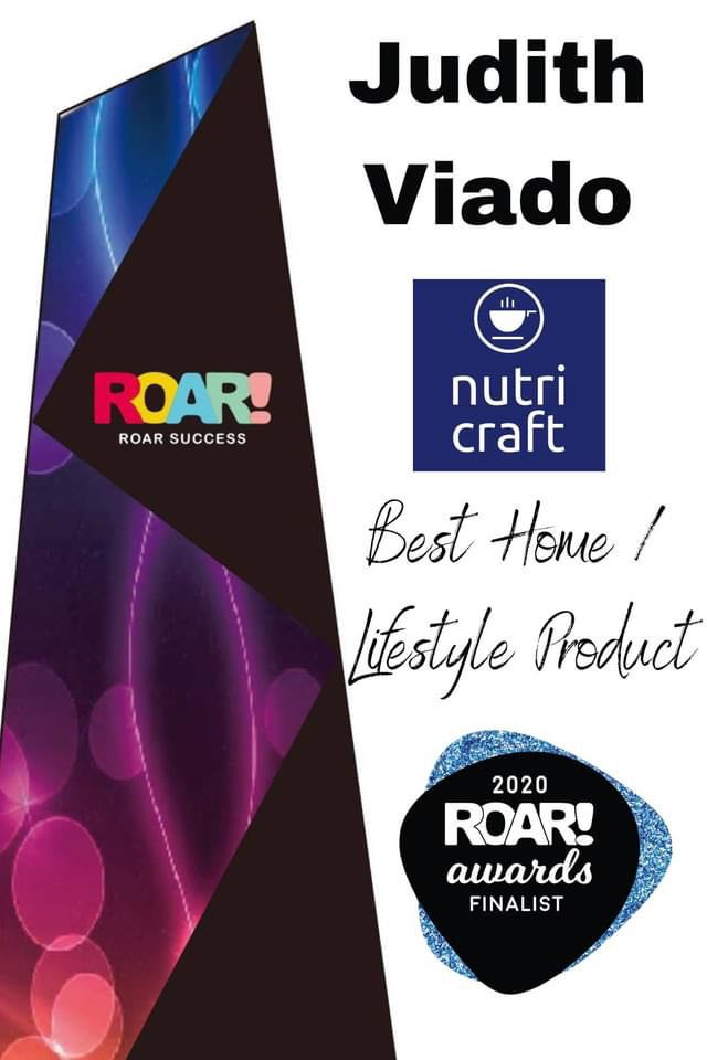 2020 Roar! Best Home / Lifestyle Product Finalist