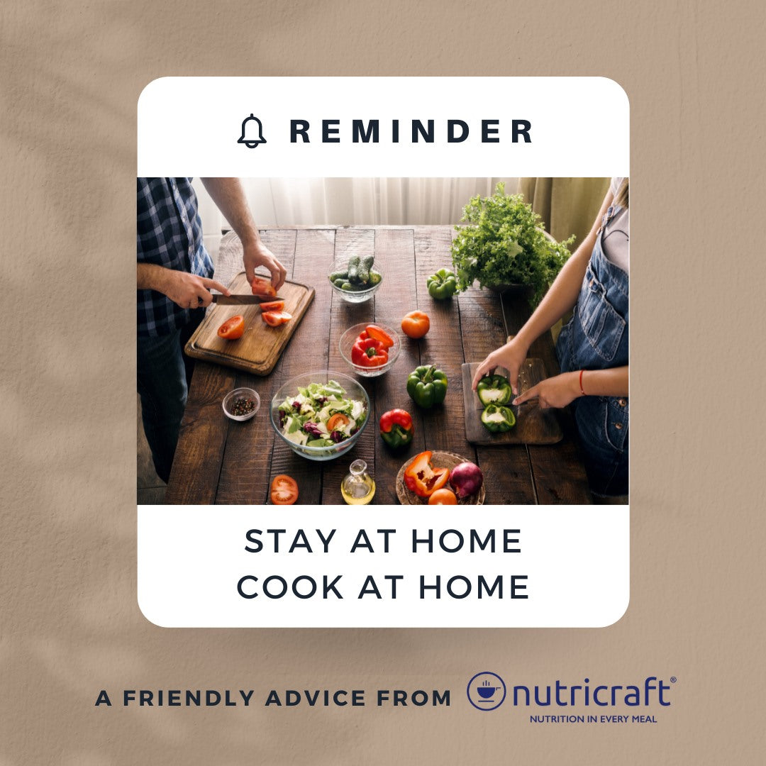 STAY AT HOME, COOK AT HOME, StaySafe, HealthyCooking, HomeCooking, stainlesssteel, health, covid, healthandsafety, sydney, family, home