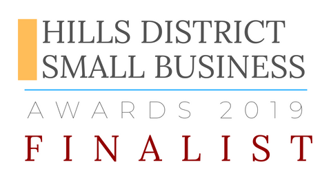 Nutricraft Finalist at Hills District Small Business