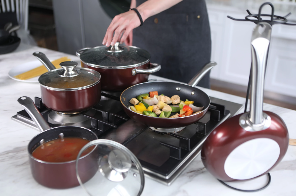 The Right Cookware — The Secret To Cooking Healthy