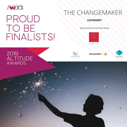2019 Altitude Awards - The Changemaker - Finalist