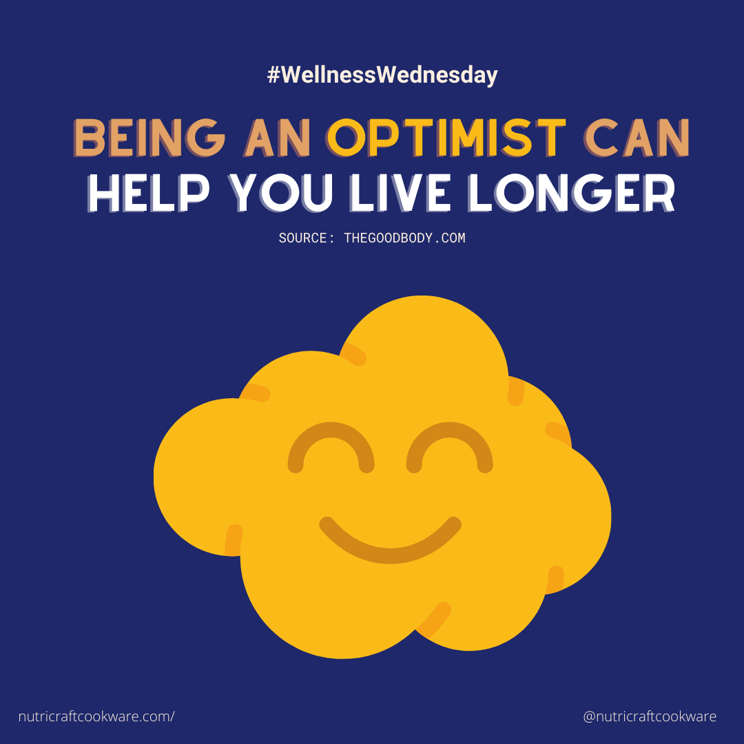 Being an optimist can help you live longer