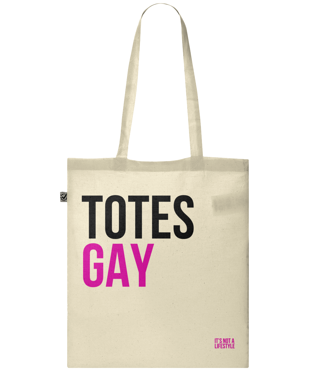 e1bda2dff218 Totes Gay Large Tote Bag – It s Not A Lifestyle