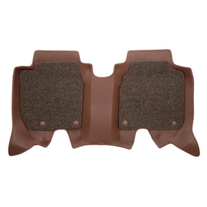 3RD ROW 6D Car Mat - KIA Sportage (Brown)